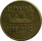 Royal Plus – avers