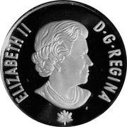 5 cents Terre de nos aïeux (argent) -  avers
