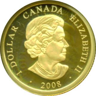 1 Dollar Louis Dor Aux Deux L Canada Numista