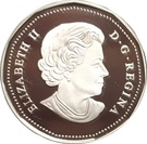 1 dollar Huard (30 ième anniversaire) – avers