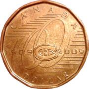 1 dollar (100 ans des Canadiens de Montréal) -  revers