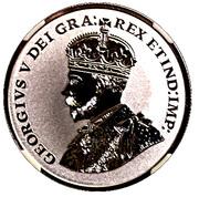 1 cent Art nouveau Motif oublié de 1927 – avers