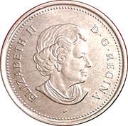 25 cents Année de l'ancien combattant -  avers