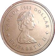 1 dollar Constitution -  avers