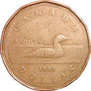 1 dollar Elizabeth II (3eme effigie) -  revers