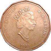 1 dollar Réconciliation -  avers