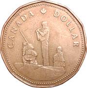1 dollar Réconciliation -  revers