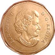 1 dollar Porte-bonheur 2006 -  avers