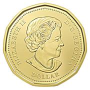 1 dollar Porte-bonheur 2016 -  avers