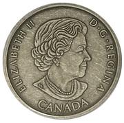 1 Cent - Elizabeth II (Nova Scotia) – avers