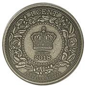 1 Cent - Elizabeth II (Nova Scotia) – revers