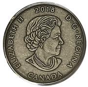 1 cent Elizabeth II (Île-du-Prince-Édouard) – avers