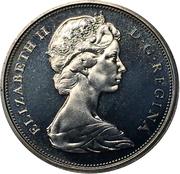 50 cents La confédération (100 ans) -  avers