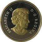 1 Dollar - Elizabeth II (WWI Armistice) – avers