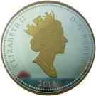 1 Dollar  Monument commémoratif de guerre du Canada – avers