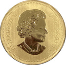 1 Dollar - Elizabeth II (4th portrait) – avers