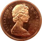 1 cent La confédération (100 ans) – avers