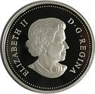 1 dollar (75ème anniversaire du Jour J) – avers
