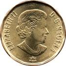 1 dollar Le lien d'une nation – avers