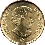 1 dollar Le lien d'une nation -  avers