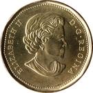 1 Dollar - Elizabeth II (Equality) – avers