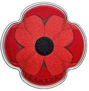 1 Dollar - Elizabeth II (Remembrance Day) – revers