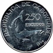 250 escudos Indépendance -  avers