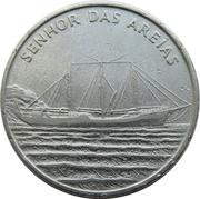 """50 escudos Voilier """"Senhor das Areias"""" -  revers"""