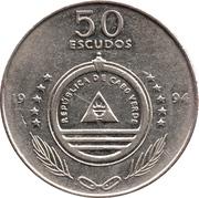 50 escudos Macelina -  avers