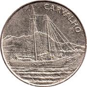 """10 escudos Bateau """"Carvalho"""" -  revers"""
