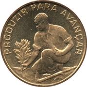 2,5 escudos FAO – revers