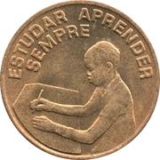 1 escudo FAO – revers