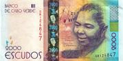 2000 Escudos -  avers