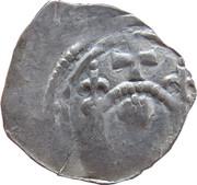 1 pfennig Duc Bernhard von Spanheim – revers