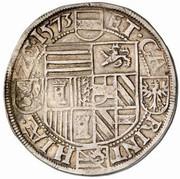 1 guldenthaler Archiduc Charles II Francois d'Autriche (Klagenfurt) – revers