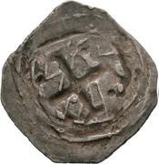 1 pfennig Berthold III. von Andechs-Meranien – avers