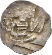 1 pfennig Ulrich II – revers