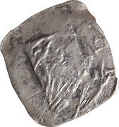 1 pfennig Berthold von Aquileia – revers