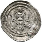 1 pfennig Ulrich III von Spanheim (Stein) – avers