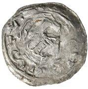 1 pfennig Ulrich III von Spanheim (Stein) – revers