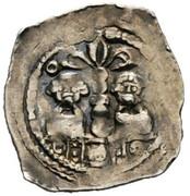 1 pfennig Bernhard von Spanheim (Landstrass) – avers