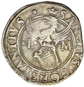 12 soldi - Ludovico II – revers