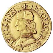 Doppio Ducato - Ludovico II – avers