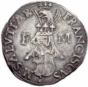 1 Cornuto - Francesco I – avers