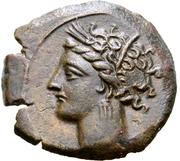 Bronze Æ28 – avers