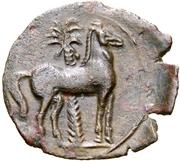 Bronze Æ28 – revers