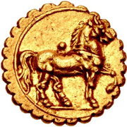 2/5 Stater – revers