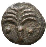 Bronze Æ16 – avers