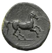 Bronze Æ15 – revers