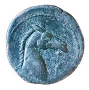AE20 (Carthage) – revers